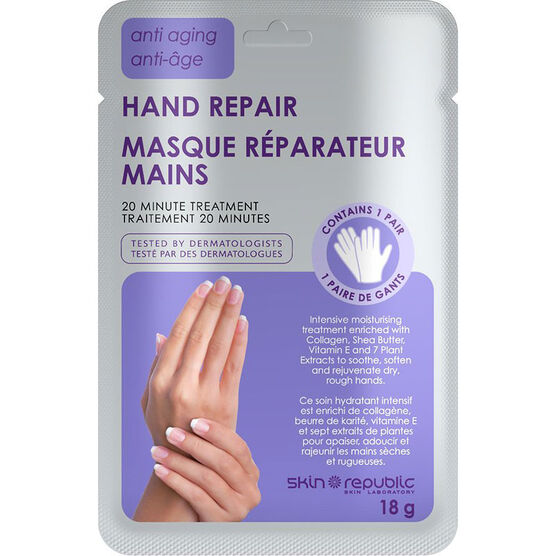 Skin Republic Hand Repair - 18g