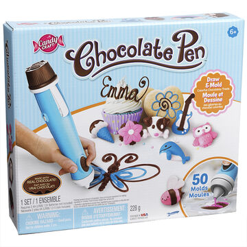 Candy Craft Chocolate Pen - 228g