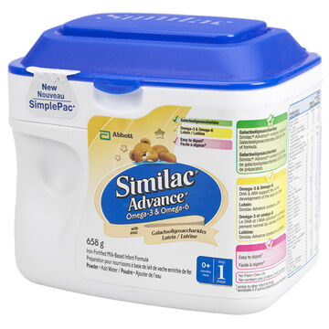 Similac Advance Powder - Step 1 - 658g