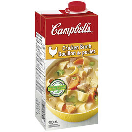 Campbell's Chicken Broth - 900ml