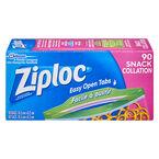 Ziploc Snack Bags - 90's