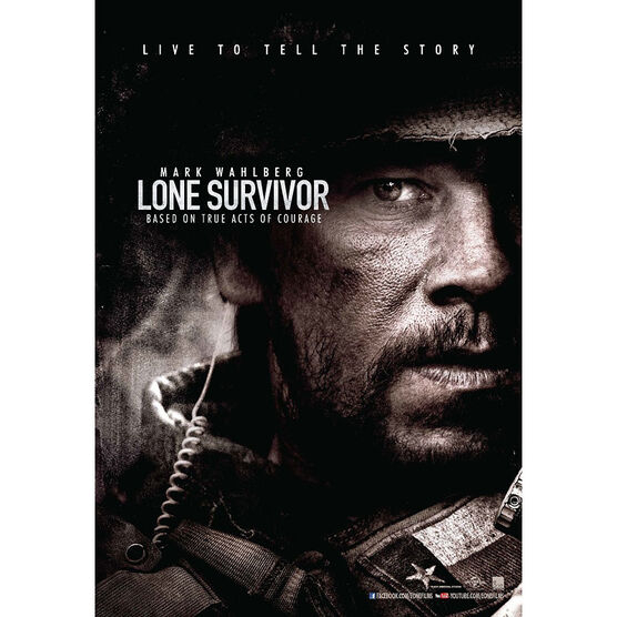 The Lone Survivor - DVD