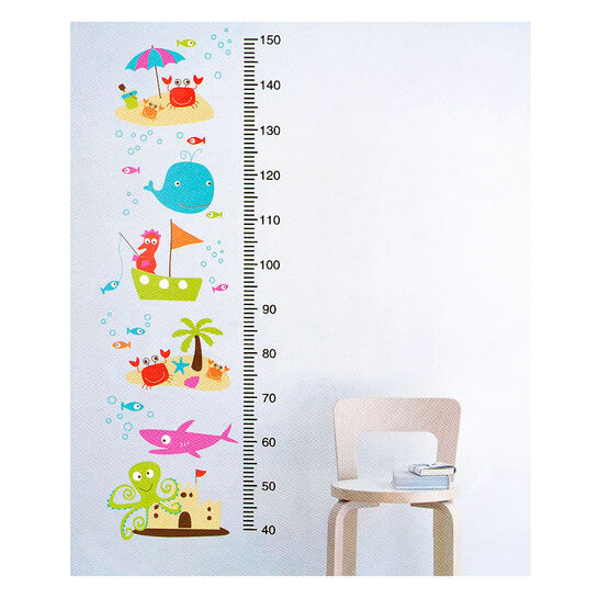 Growth Chart - Seascape