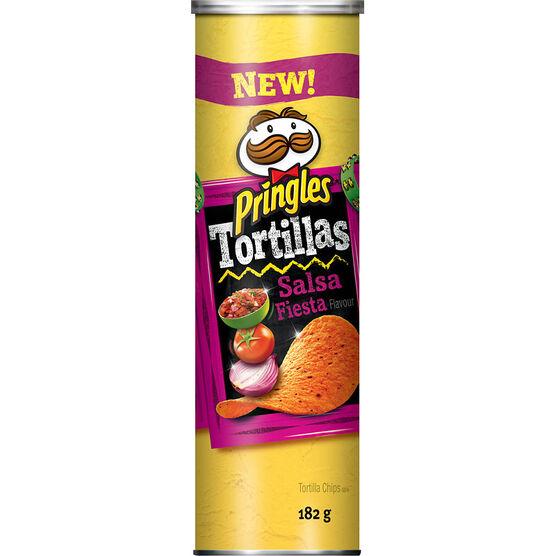 Pringles Tortillas - Salsa Fiesta - 182g