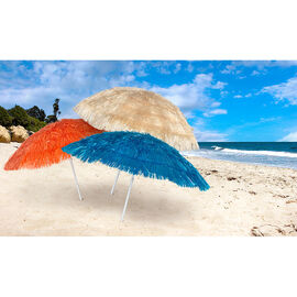 Tiki Umbrella with Tilt - 36in - Assorted