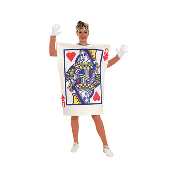 Halloween Queen of Hearts Costume