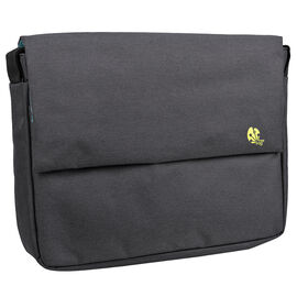 Tree Frog Royce Notebook Messenger Case - Black - NH-8158ROYCE