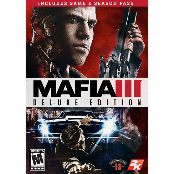 PC Mafia III Deluxe Edition