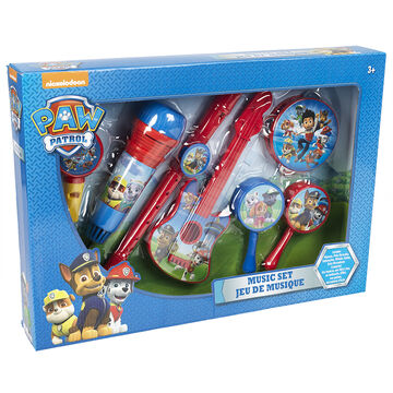 Paw Patrol Music Set Deluxe
