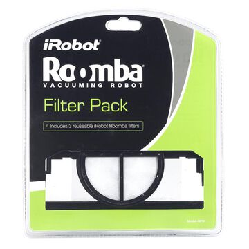 iRobot Roomba Filter pack - 3 pack