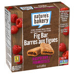 Natures Bakery Fig Bars - Raspberry - 6 pack