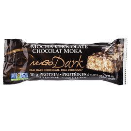 NuGo Dark Chocolate Protein Bar - Mocha - 50g