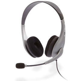 Cyber Acoustic Stereo Headset Boom - AC-404