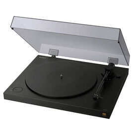 Sony Hi-Res USB Turntable - Black - PSHX500