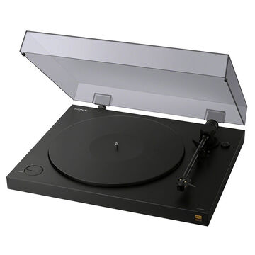 Sony Hi-Res USB Turntable - Black - PSHX500