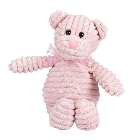 Valentines Skinny Corduroy Bears - Assorted