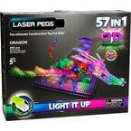 Laser Pegs Dragon Kit