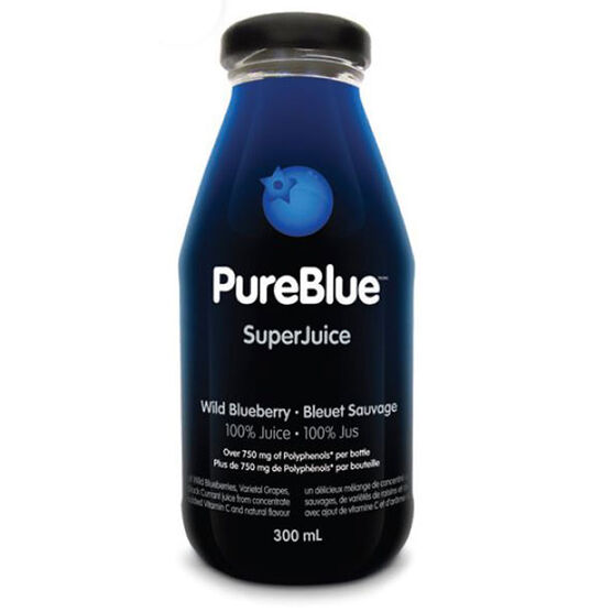 PureBlue Juice - Blueberry - 300ml