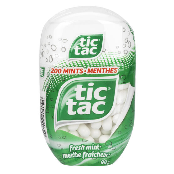 Tic Tac Candy - Fresh Mint - 98g