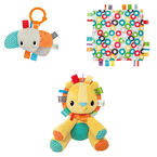 Bright Starts Tags 'n Activities Gift Set