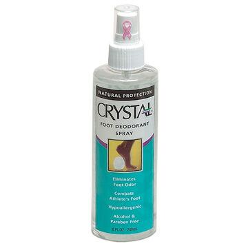 Crystal Foot Spray Deodorant