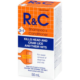 R&C Shampoo - 50ml