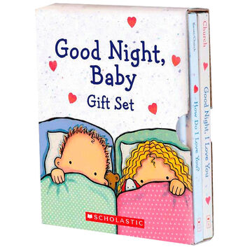 Good Night, Baby Gift Set by Caroline Jayne Church