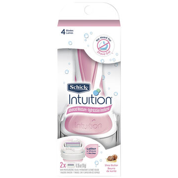 Schick Intuition Plus Moisturizing Care Variety Pack