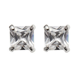 Nine West Crystal Stud Earrings