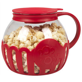Ecolution Popcorn Popper - Red - 3qt