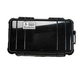 Pelican 1060 Micro Case Solid Dry Box - Black