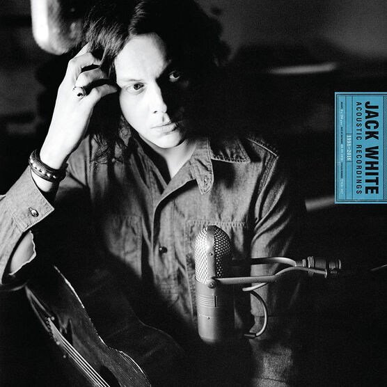 Jack White - Acoustic Recordings (1998-2016) - 2 LP Vinyl
