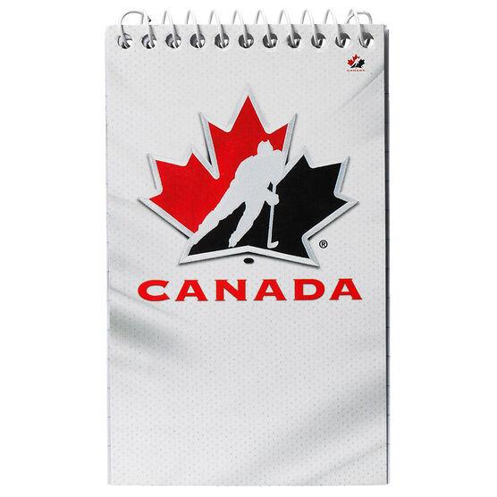 Hockey Canada Memo Pad