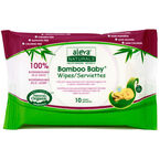 Bamboo Baby Wipes - 10's