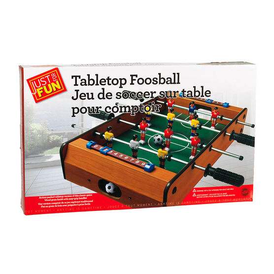 Just for Fun Table Top Foosball - JF9685LD16