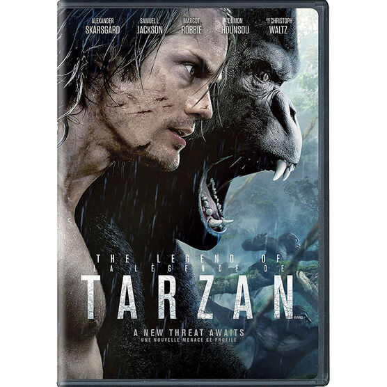 The Legend of Tarzan - DVD