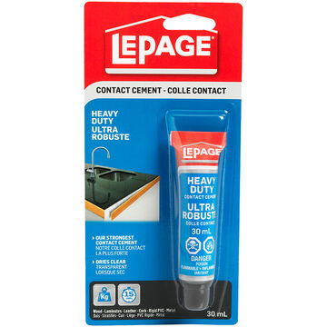 LePage Pres-Tite Heavy Duty Contact Cement - 30ml