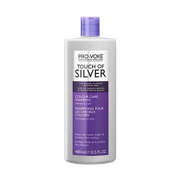 Pro:Voke Touch of Silver Colour Care Shampoo - 400ml