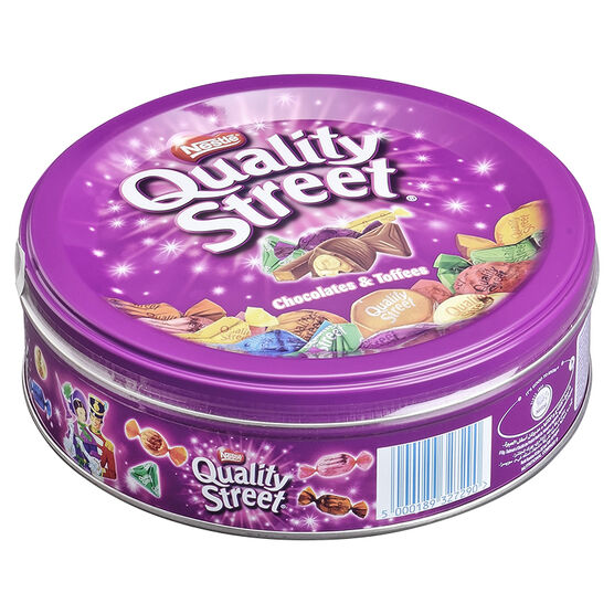 Nestle Quality Street Tin - 480g