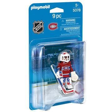 Playmobil NHL Canadians Goalie - 50786