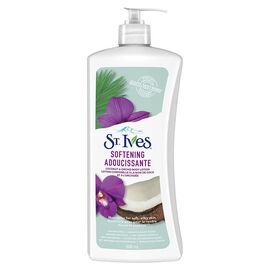 St. Ives Indulge Coconut Milk & Orchid Body Lotion - 600ml