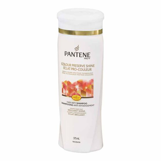 Pantene Pro-V Colour Hair Solutions Colour Preserve Shine Shampoo - 375ml