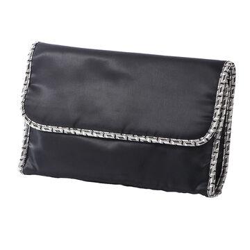 Modella Jacquard Valet Bag - Black - A000267LDC