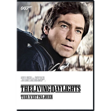 The Living Daylights (1987) - DVD