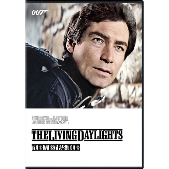 The Living Daylights (1987) - DVD