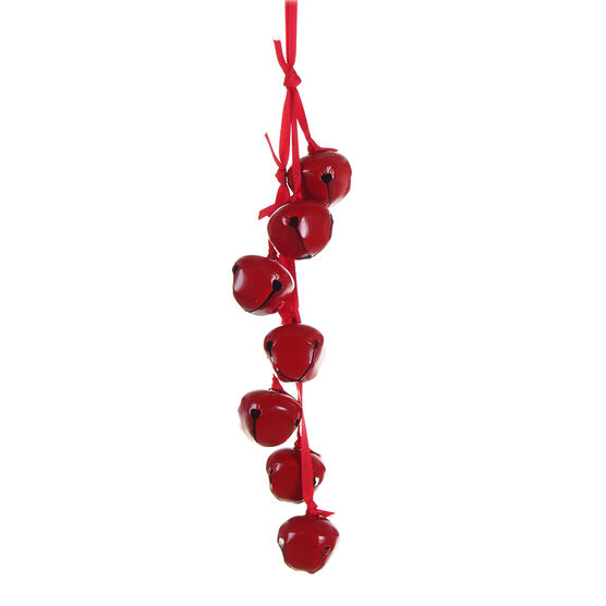 Winter Wishes Hanging Bells - 16 inch