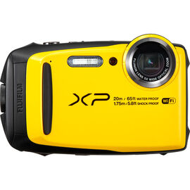 PRE-ORDER: Fuji FinePix XP120 - Yellow - 600018142