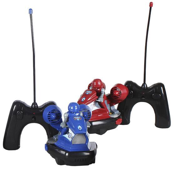 Blue Hat Remote Control Bumper Cars V2