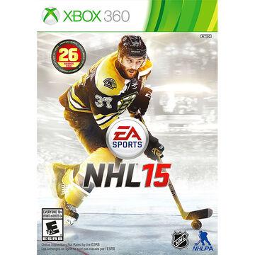 Xbox 360 NHL 15