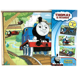 Wood Puzzle - Assorted